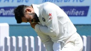 Virat Kohli's shoulder injury has everyone worried